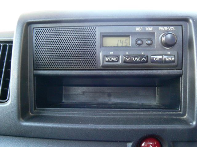 Vタイプ 4WD エアコン ラジオ(7枚目)