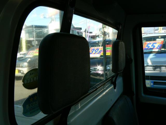 Vタイプ 4WD エアコン ラジオ(14枚目)