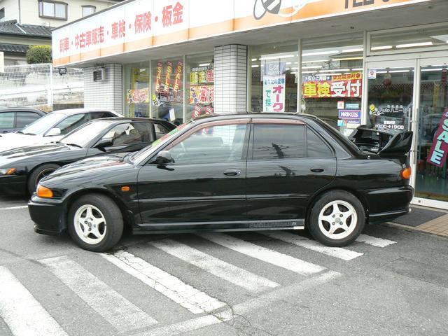 「三菱」「ランサーエボリューション」「セダン」「栃木県」の中古車2