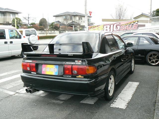 「三菱」「ランサーエボリューション」「セダン」「栃木県」の中古車3