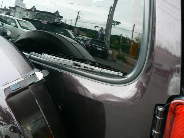 ワイルドウインド純正AW レザーシート シートヒーター 5速(24枚目)
