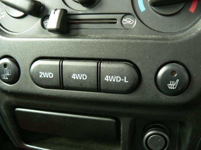 ワイルドウインド 4WDターボ レザーシート シートヒーター 純正アルミ キーレス エアバッグ ABS タイミングチェーン(11枚目)