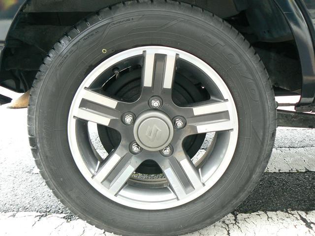 ワイルドウインド 4WDターボ レザーシート シートヒーター 純正アルミ キーレス エアバッグ ABS タイミングチェーン(19枚目)