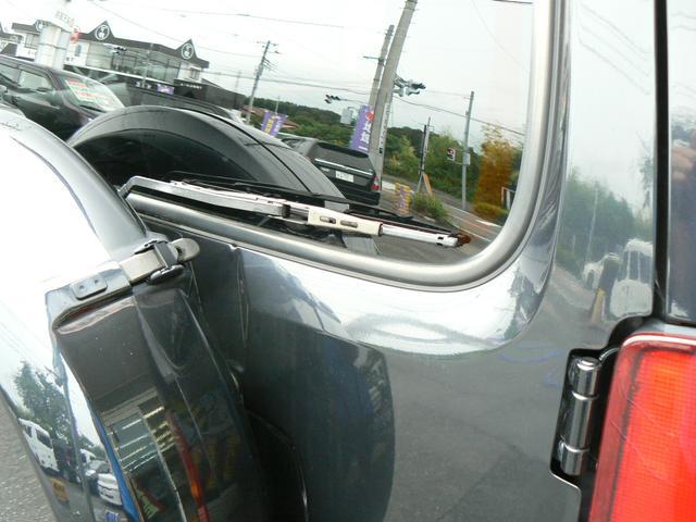 ワイルドウインド 4WDターボ レザーシート シートヒーター 純正アルミ キーレス エアバッグ ABS タイミングチェーン(26枚目)