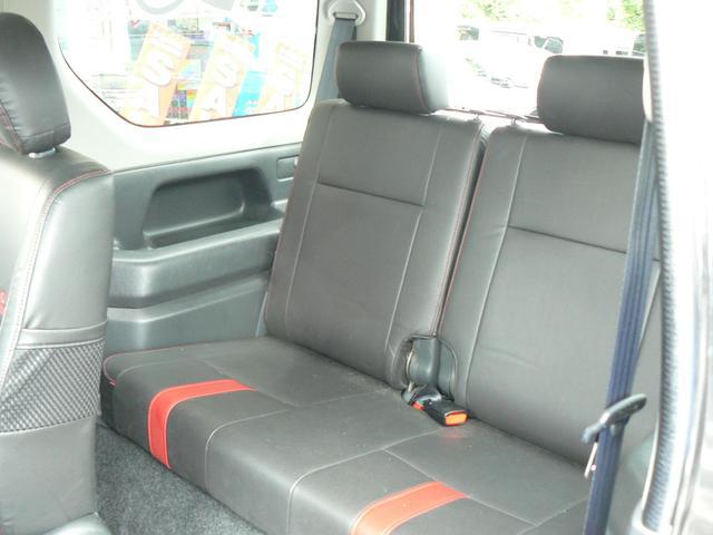 ワイルドウインド 4WDターボ レザーシート シートヒーター 純正アルミ キーレス エアバッグ ABS タイミングチェーン(31枚目)