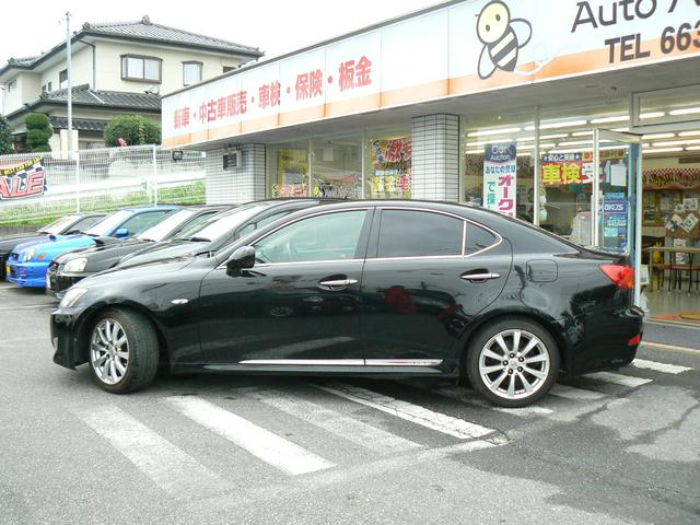 「レクサス」「IS」「セダン」「栃木県」の中古車2