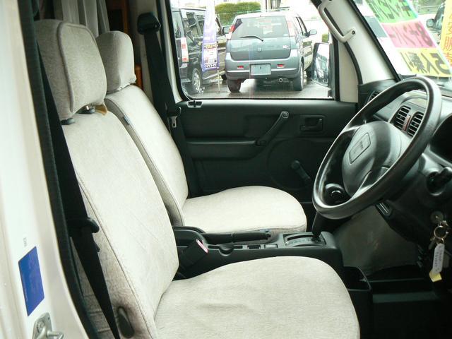 キャンピング 4WD AZ-MAXラクーン ベンチタイプ 8ナンバー FFヒーター 5人乗り ナビ地デジ&バックカメラ サイドオーニング シンク サブバッテリー 網戸 外部電源 AC100V ドラレコ(4枚目)