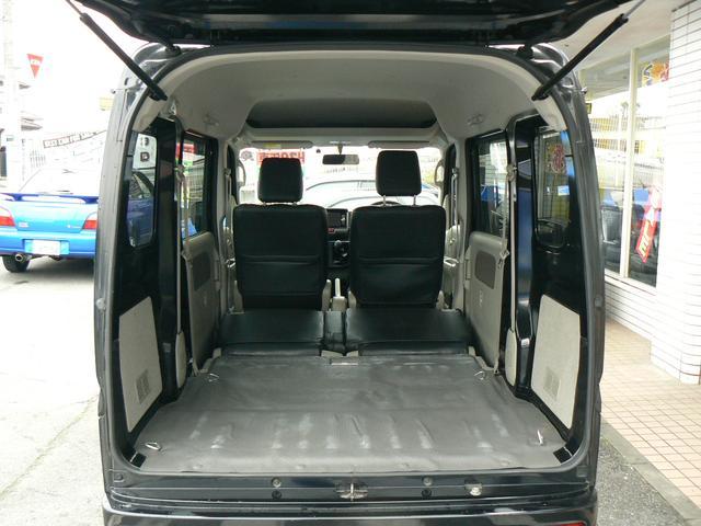 ジョインターボ 4WD フル装備 社外ナビ地デジ レザーシートカバー ETC キーレス エアバッグ ABS タイミングチェーン 5速マニュアル(4枚目)