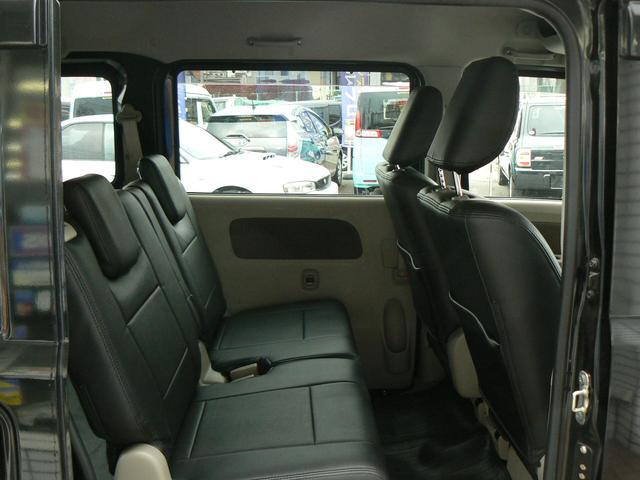 ジョインターボ 4WD フル装備 社外ナビ地デジ レザーシートカバー ETC キーレス エアバッグ ABS タイミングチェーン 5速マニュアル(7枚目)