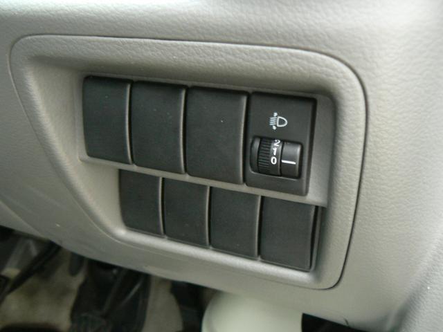ジョインターボ 4WD フル装備 社外ナビ地デジ レザーシートカバー ETC キーレス エアバッグ ABS タイミングチェーン 5速マニュアル(14枚目)
