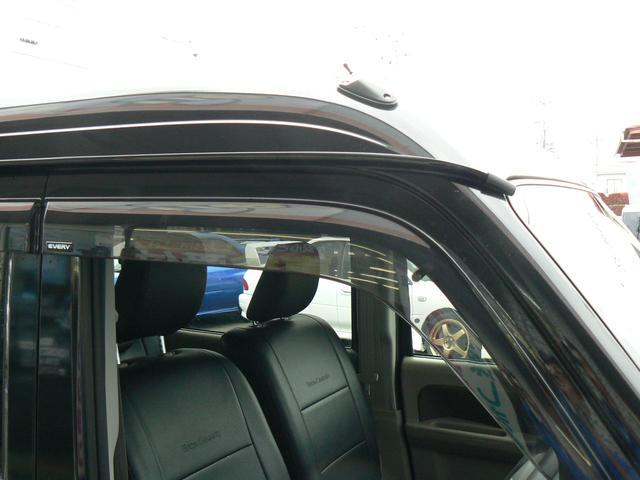 ジョインターボ 4WD フル装備 社外ナビ地デジ レザーシートカバー ETC キーレス エアバッグ ABS タイミングチェーン 5速マニュアル(21枚目)