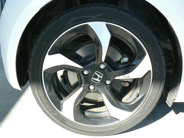 α 衝突軽減ブレーキ ターボ バックカメラ ハーフレザーシート LEDヘッドライト プッシュスタート スマートキー ETC 純正アルミ エアバッグ ABS タイミングチェーン(17枚目)
