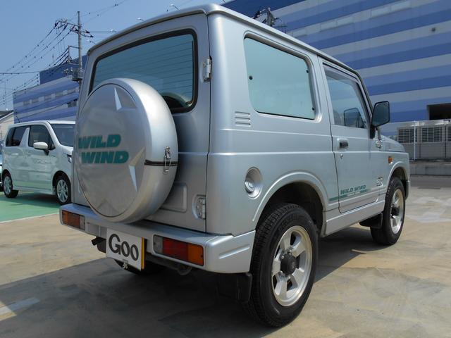 ワイルドウインド 4WD ターボ 16AW フォグランプ(8枚目)