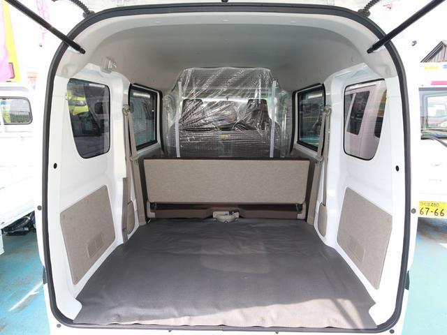 日産 NV100クリッパーバン DX GLパッケージ ハイルーフ 新車保証付 ポリマー施工済