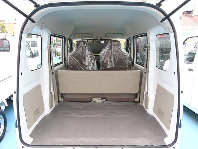 日産 NV100クリッパーバン DX ハイルーフ 5AGS フルセグTVナビ 新車保証付き