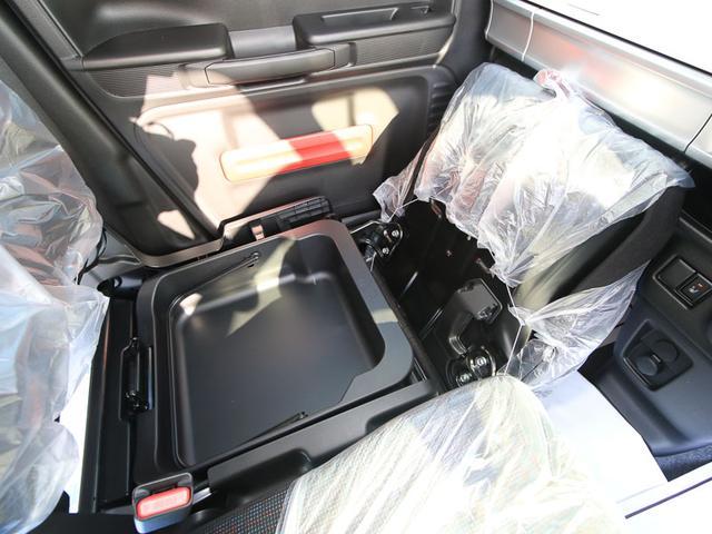 スズキ スペーシア ハイブリッドX 自動ブレーキ ブラック内装 届出済未使用車