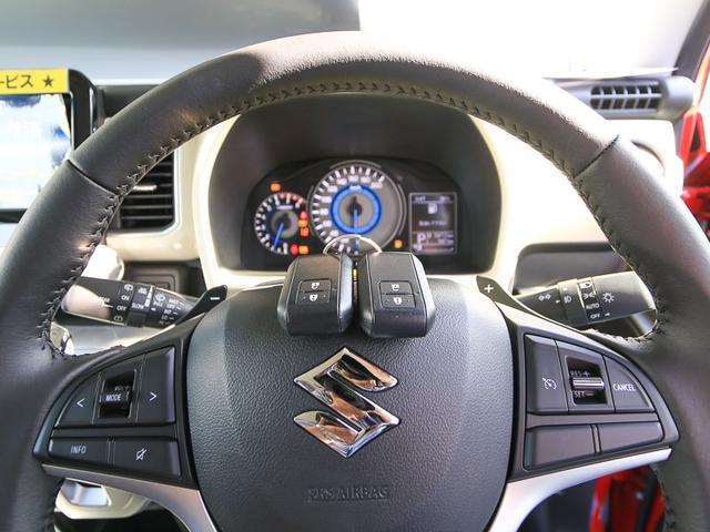 ハイブリッドMZ 衝突軽減ブレーキ LEDライト 新車保証付(17枚目)