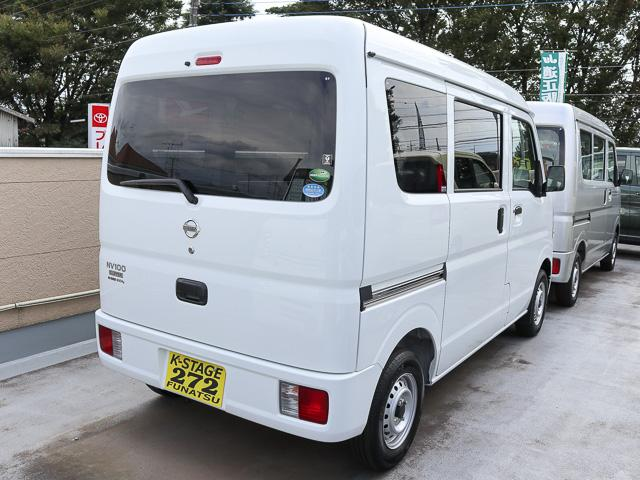 DX ハイルーフ 5AGS キーレス 2nd発進 新車保証付(5枚目)