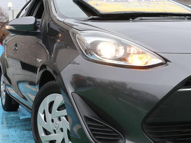 「トヨタ」「アクア」「コンパクトカー」「茨城県」の中古車43