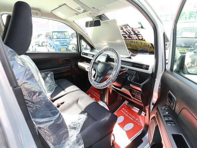 ★ベンチシート★ベンチシートなので、前席の足元がスッキリしており、片側が狭い場所でも反対側からラクラク乗り降りできます♪ゆったり座れるシートで、ロングドライブも快適です☆