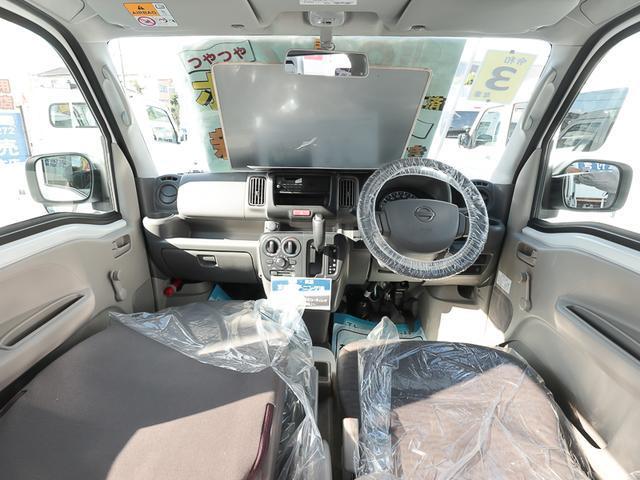 DX ハイルーフ プライバシーガラス キーレス 2nd発進機能 新車メーカー保証5年 10万km付 ポリマー施工済 ABS エアコン パワステ AM/FMラジオ セキュリティアラーム 走行2037km(14枚目)