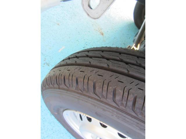 DX ハイルーフ プライバシーガラス キーレス 2nd発進機能 新車メーカー保証5年 10万km付 ポリマー施工済 ABS エアコン パワステ AM/FMラジオ セキュリティアラーム 走行2037km(19枚目)
