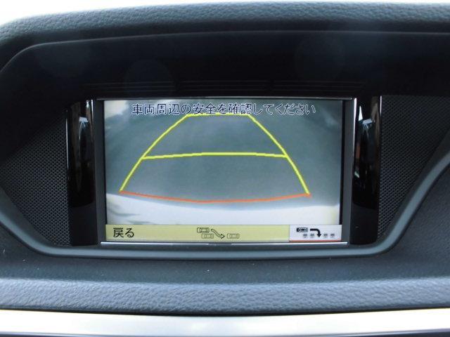 メルセデス・ベンツ M・ベンツ E250CGIブルーエフィシェンシーワゴン ナビ Bカメラ