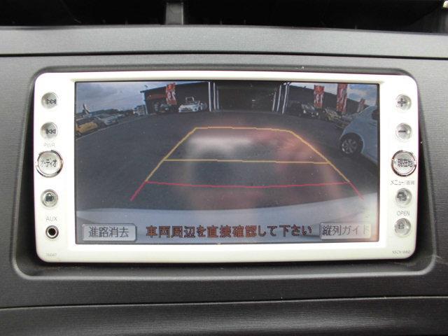トヨタ プリウス S 純正ナビ Bカメラ ETC オートライト スマートキー