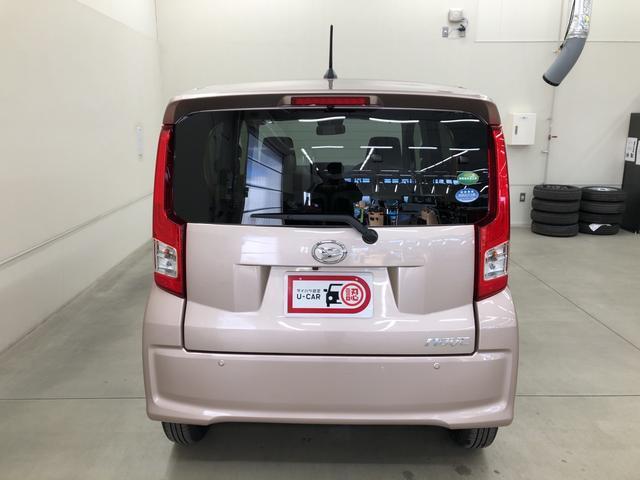 4WD LーSA3 バックカメラ付 4WD スマアシ3 バックカメラ キーレスエントリー 運転席シートヒーター(3枚目)