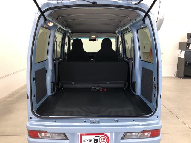DX SA3 4WD 5速マニュアル LEDライト付 スマアシ3 コーナーセンサー ご発進抑制制御機能 先行車発進お知らせ機能 オートハイビーム LEDライト キーレスエントリー オーバーヘッドシェルフ(18枚目)