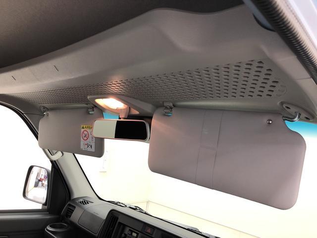 DX SA3 4WD 5速マニュアル LEDライト付 スマアシ3 コーナーセンサー ご発進抑制制御機能 先行車発進お知らせ機能 オートハイビーム LEDライト キーレスエントリー オーバーヘッドシェルフ(26枚目)