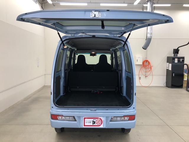 DX SA3 4WD 5速マニュアル LEDライト付 スマアシ3 コーナーセンサー ご発進抑制制御機能 先行車発進お知らせ機能 オートハイビーム LEDライト キーレスエントリー オーバーヘッドシェルフ(37枚目)