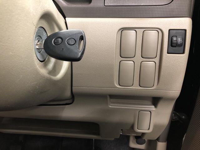 L 4WD キーレス マニュアルエアコン 片側スライドドア(22枚目)