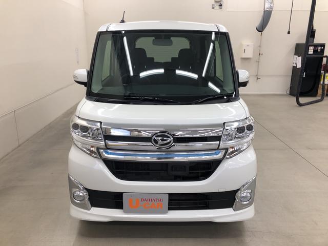 カスタムRS SA 4WD&ターボ プッシュスタート LEDヘッドライト オートエアコン 両側電動スライドドア 電動ドアミラー ナビ バックカメラ(2枚目)