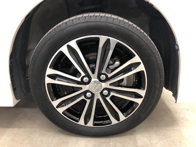 カスタムRS SA 4WD&ターボ プッシュスタート LEDヘッドライト オートエアコン 両側電動スライドドア 電動ドアミラー ナビ バックカメラ(19枚目)