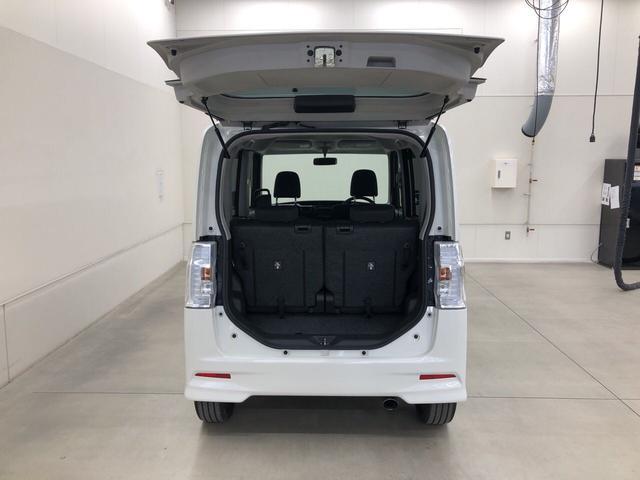 カスタムRS SA 4WD&ターボ プッシュスタート LEDヘッドライト オートエアコン 両側電動スライドドア 電動ドアミラー ナビ バックカメラ(37枚目)