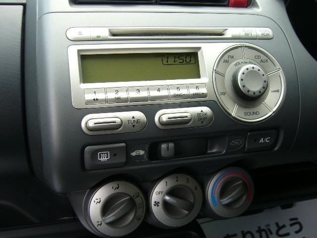 ホンダ フィット 1.3A  HID ウインカーミラー HID キーレス CD