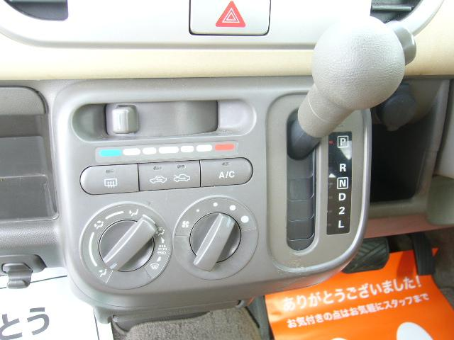 日産 モコ S 格納ミラー 純正CD キーレス