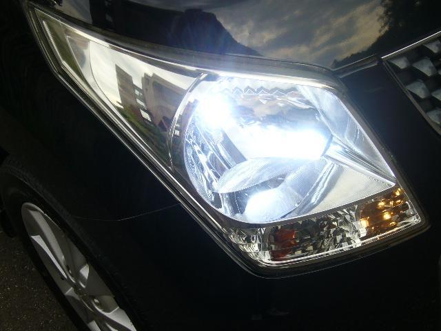スズキ ワゴンR FXリミテッド プッシュスタート HIDライト