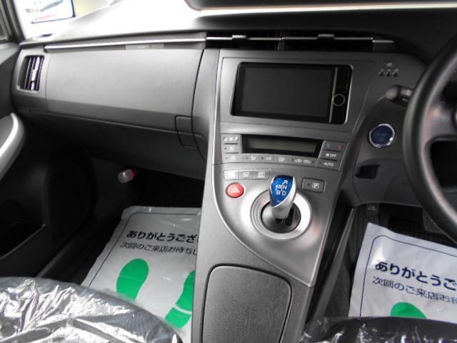 トヨタ プリウス S ナビ ETC バックモニター
