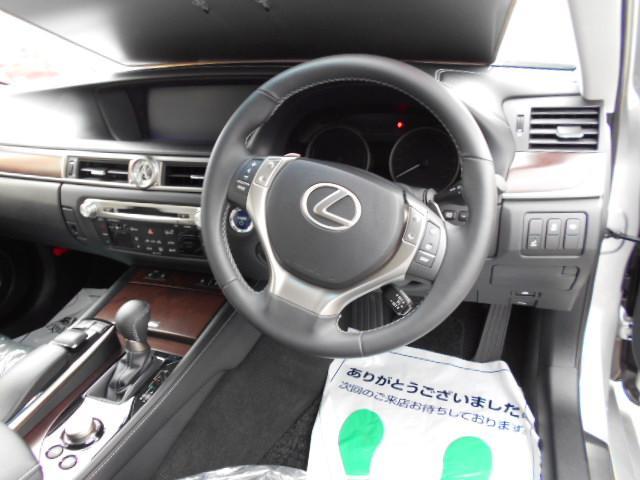 レクサス GS GS300h Iパッケージ ナビ TV 純正アルミ