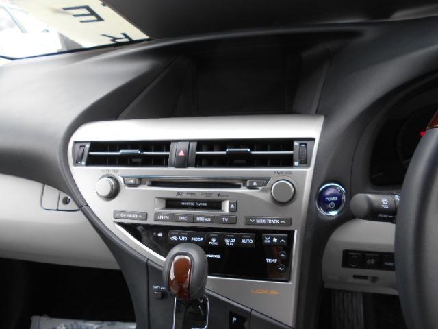 レクサス RX RX450h バージョンL HDDナビ ETC