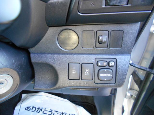 トヨタ ラクティス X CD ETC アルミホイール