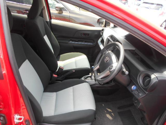 トヨタ アクア G ナビ ETC バックモニター スマートキー 車検整備付