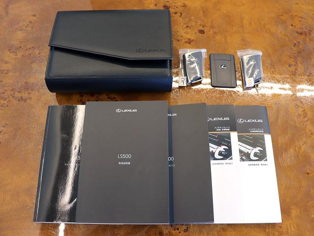 LS500エグゼクティブ L-ANILINE本革ム-ンル-フ(20枚目)