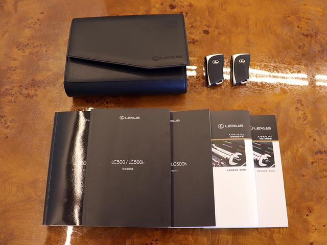 LC500 Lパッケージ  OP21AW カラーHUD(20枚目)