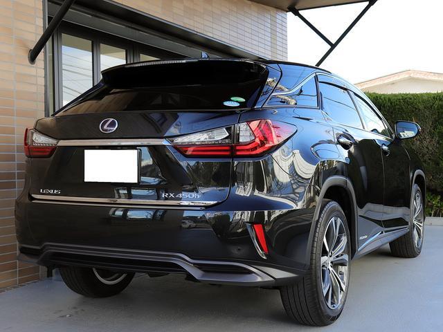 レクサスのメーカー保証継承可能車両です。R3年9月まで、走行10万kmいずれか早い時期が保証適用の条件となります。