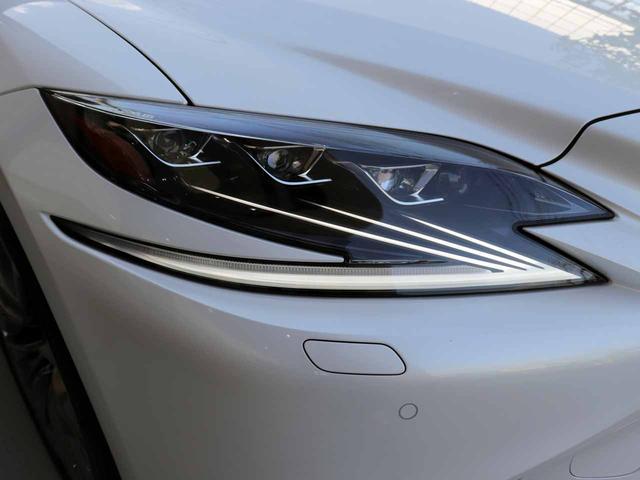 LS500h Iパッケージ ワンオーナー OP20インチAW レクサスセーフティ+A ブラインドスポットモニター カラーヘッドアップディスプレイ 黒本革シート(25枚目)