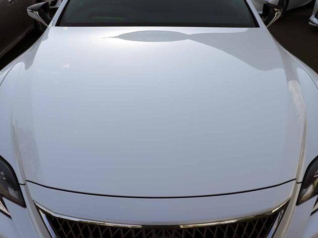 LS500h Iパッケージ ワンオーナー OP20インチAW レクサスセーフティ+A ブラインドスポットモニター カラーヘッドアップディスプレイ 黒本革シート(29枚目)
