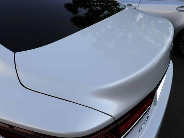 LS500h Iパッケージ ワンオーナー OP20インチAW レクサスセーフティ+A ブラインドスポットモニター カラーヘッドアップディスプレイ 黒本革シート(36枚目)